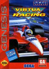 Virtua Racing - Genesis Game