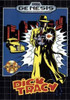 Dick Tracy - Genesis Game
