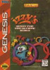 Izzy's Quest For The Olympic Rings - Genesis Game