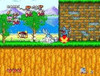 Tiny Toon Adventures Buster's Hidden Treasure - Genesis Game
