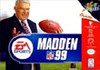 Madden 99 - N64 Game