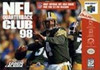 NFL Quarterback Club 98 - N64 Game