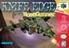 Knife Edge Nose Gunner - N64 Game