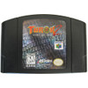Turok 2 Seeds of Evil - N64 Game Black