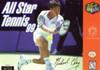 All Star Tennis 99 - N64 Game