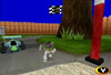 Toy Story 2, Disney's Nintendo 64 N64 video gameplay Buzz Lightyear image pic