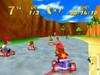 Diddy Kong Racing Nintendo 64 N64 video gameplay image pic