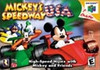 Mickey's Speedway USA - N64 Game