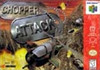 Chopper Attack - N64 Game