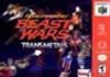 Transformers Beast Wars Transmetals - N64 Game