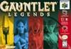 Gauntlet Legends Nintendo 64 N64 video game box art image pic