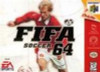 FIFA Soccer 64 - N64 Game