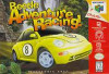 Beetle Adventure Racing - N64 Game