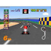 Mario Kart 64 Nintendo 64 N64 video game image pic In Game Graphics