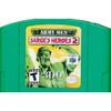Army Men Sarge's Heroes 2 - N64 Game Green Cart