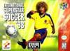 International Superstar Soccer '98 - N64 Game