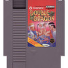 Double Dragon Nintendo NES game cartridge image pic