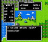 Dragon Warrior RPG Nintendo NES gameplay screen image pic