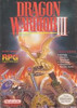 Dragon Warrior III - NES Game