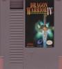 Dragon Warrior IV(4) - NES Game