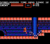 Castlevania Nintendo NES game play castle level image pic