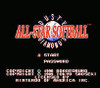 Dusty Diamond's All Star Softball - NES Game