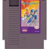 Mega Man 4 Nintendo NES video game cartridge image pic