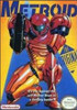 Metroid (Yellow Lable) - NES Game