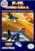 F-15 Strike Eagle - NES Game