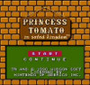 Princess Tomato:Salad Kingdom - NES Game