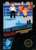 Pro Wrestling Nintendo NES video game box art image pic