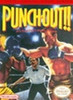 Punch-Out!! Nintendo NES game box for sale.