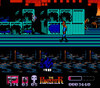 The Punisher Marvel Comics Nintendo NES gameplay image pic
