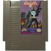 The Punisher Marvel Comics Nintendo NES game cartridge image pic
