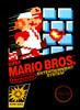 Super Mario Bros. Nintendo NES game box art image pic