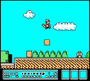 Super Mario Bros. 3 Nintendo NES game in game.