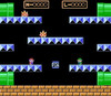 Super Mario Bros. 3 Nintendo NES Game in game classic arcade level.