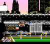 Tecmo Super Bowl NFL Football Nintendo NES game touchdown cut sceen image pic
