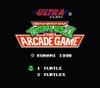 TeenageMutant Ninja Turtles II TMNT 2 Nintendo NES game title screen image pic