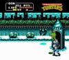 TeenageMutant Ninja Turtles II TMNT 2 Nintendo NES in game screen shot image pic