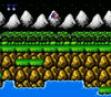 Contra Nintendo NES gameplay footage 1st level image pic