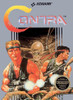 Contra Nintendo NES game box image pic