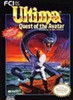 Ultima: Quest of the Avatar - NES Game
