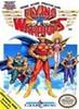 Flying Warriors - NES Game