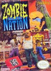 Zombie Nation - NES Game Box Art