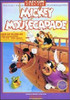 Mickey Mousecapade, Disney's Nintendo NES game cartridge image pic