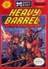 Heavy Barrel - NES Game