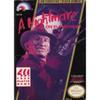 Nightmare on Elm Street, A - NES Game