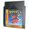 Shinobi Cartridge Shinobi BoxShinobi - NES Game
