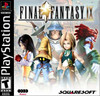Final Fantasy IX (9) - PS1 Game